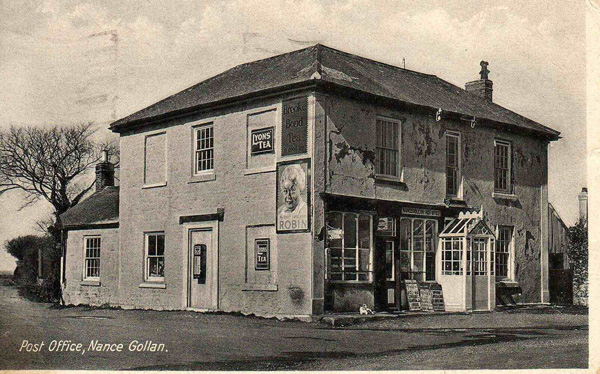 Nancegollan Post Office