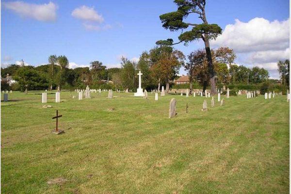 Parkhurst Military Cemetery