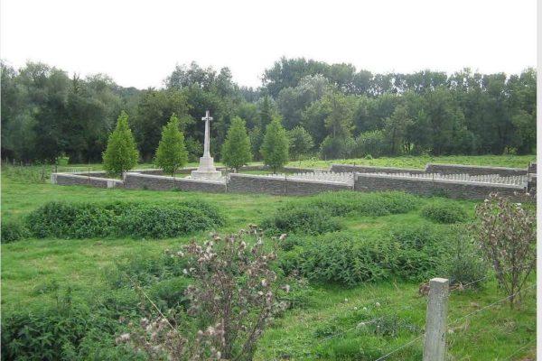 Ste. Catherine British Cemetery