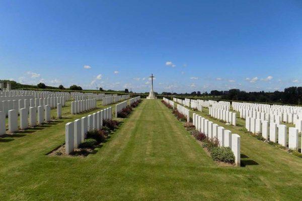 Wancourt British Cemetery