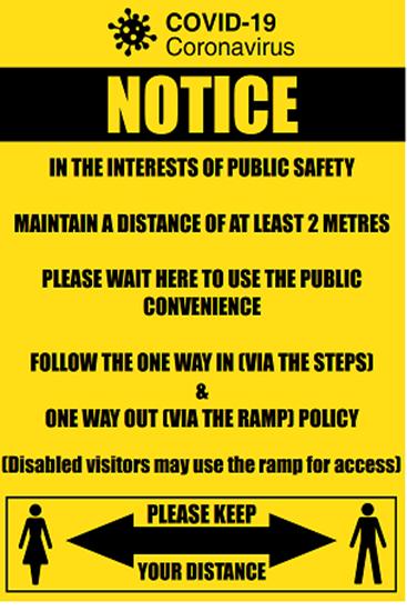 Covid -19 Notice